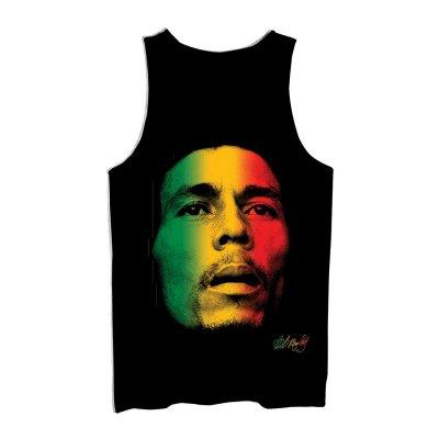 Bob Marley - Rasta Face | Tank Top