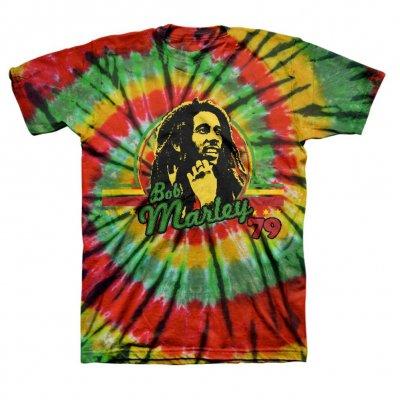 Bob Marley - '79 Tie Dye | T-Shirt