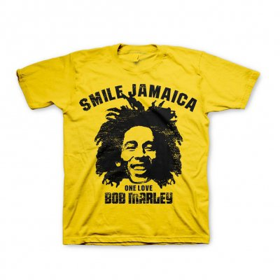 Bob Marley - Smile Jamaica | Toddler T-Shirt