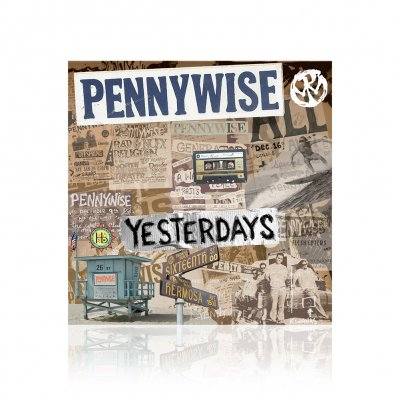 Pennywise - Yesterdays | CD