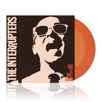 The Interrupters - Say It Out Loud | Col. In Col. Orange Vinyl