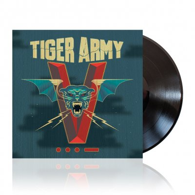Tiger Army - V | 180g Vinyl
