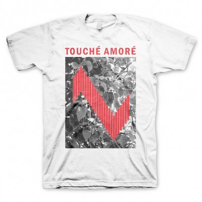 Touche Amore - Admat White | T-Shirt