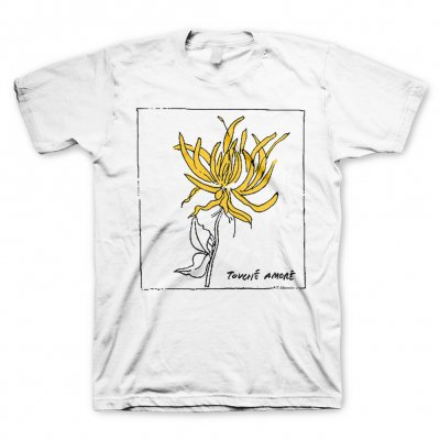 Touche Amore - Flower White | T-Shirt