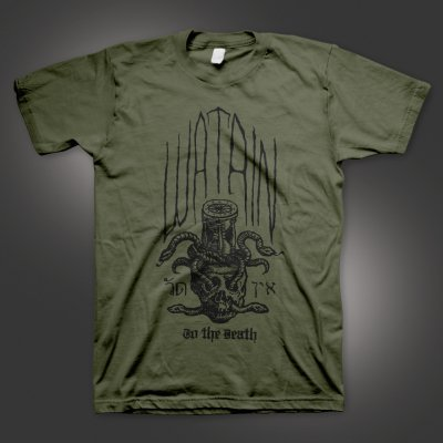 watain - Ad Mortem | T-Shirt