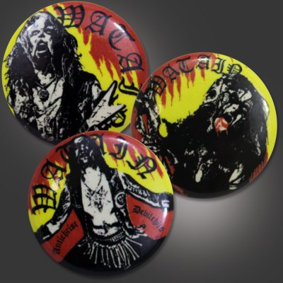 watain - Outbreak | Button Pack