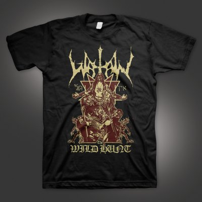 watain - The Wild Hunt Tour | T-Shirt