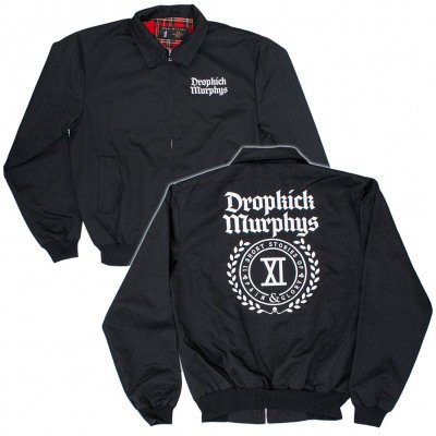 Dropkick Murphys - Short Stories Crest | Embroidered Jacket