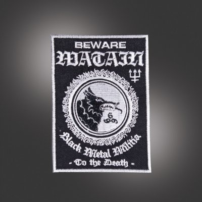 watain - Beware | Patch