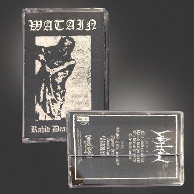watain - Rabid Death's Curse | Tape