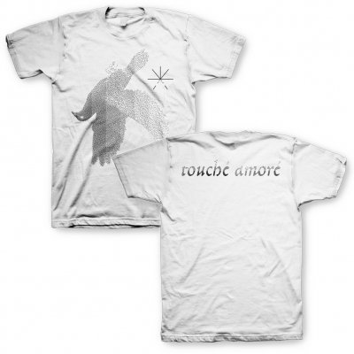 Touche Amore - Bird White | T-Shirt