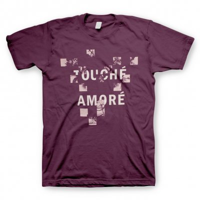 touche-amore - Stage Four PIxel | T-Shirt