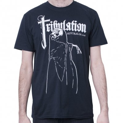 Tribulation - Skeleton Australia | T-Shirt