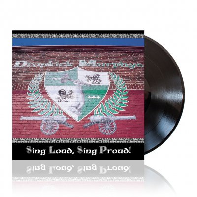 shop - Sing Loud, Sing Proud! | Black Vinyl