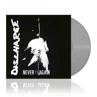 Discharge - Never Again | Grey Vinyl