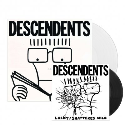 Descendents - Everything Sucks 20th Anniv. | Clear Vinyl+7 Inch