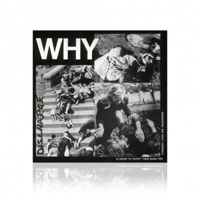 discharge - Why | CD