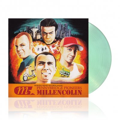 millencolin - Pennybridge Pioneers | Coke Bottle Clear Vinyl