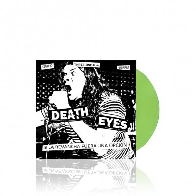 Death Eyes - Si La Revancha Fuera Una Opcion | Lemon-Lime 7 Inc