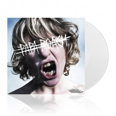 papa-roach - Crooked Teeth | 180g White Vinyl