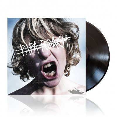 shop - Crooked Teeth | Black Vinyl