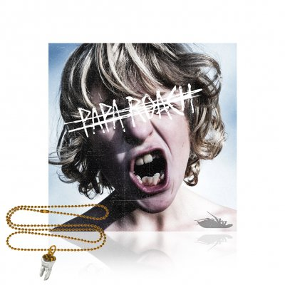 papa-roach - Crooked Teeth | CD+Necklace Bundle