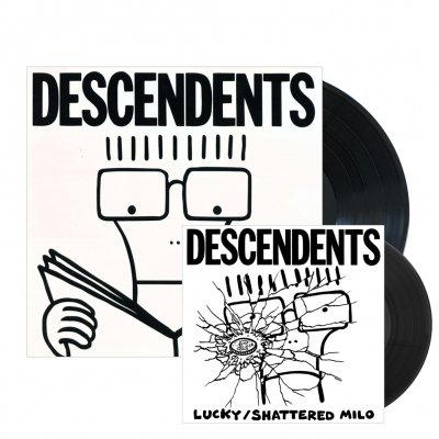 Descendents - Everything Sucks 20th Anniv | Black LP+7""