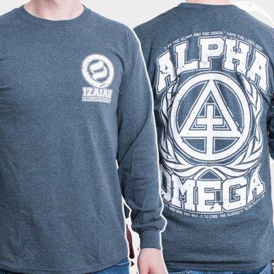 izaiah - Alpha Omega | Longsleeve