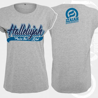 Hallelujah Gray | Girlie