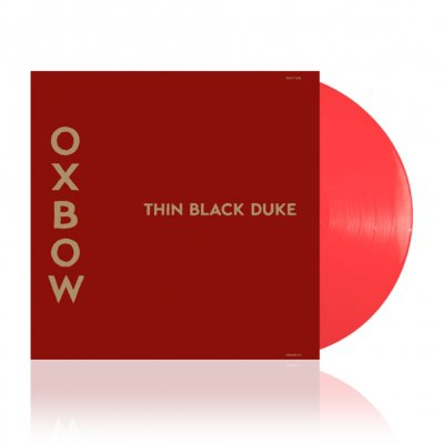 Oxbow - Thin Black Duke | Clear Red Vinyl