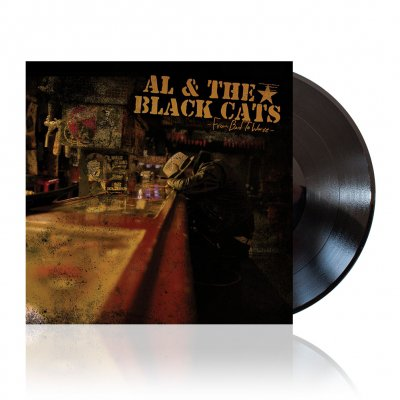 Al & The Black Cats - From Bad To Worse | Black Vinyl