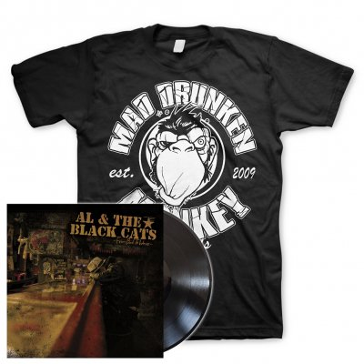 Al & The Black Cats - From Bad To Worse | Vinyl Bundle