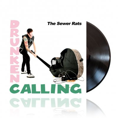 The Sewer Rats - Drunken Calling | 12 Inch Vinyl EP