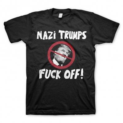 Jello Biafra - Nazi Trumps | T-Shirt