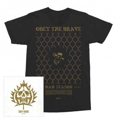 Obey The Brave - Mad Season | CD Bundle
