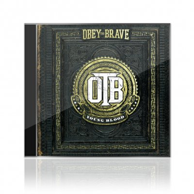 Obey The Brave - Young Blood | CD