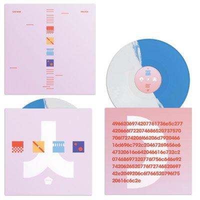 Com Truise - Iteration   2xBlue/White Vinyl