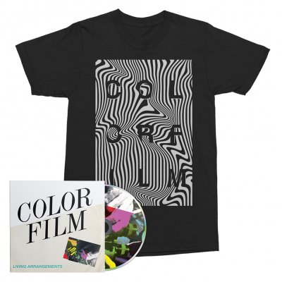Color Film - Living Arrangements/Trance | CD Bundle