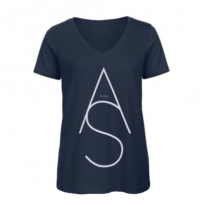 Alcest Shelter | Girl Fitted T-Shirt