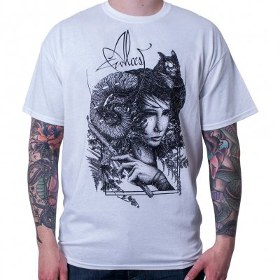 Alcest - Faune White | T-Shirt