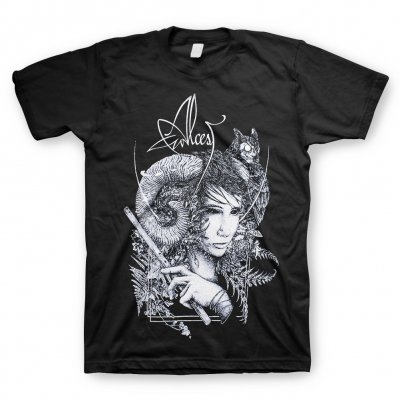 Alcest - Faune Black | T-Shirt