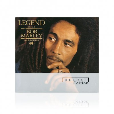 Bob Marley - Legend Deluxe Edition | 2x CD