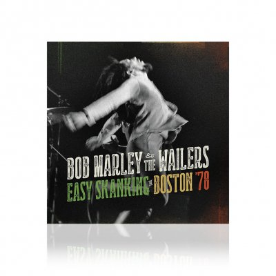 Bob Marley - Easy Skanking | CD