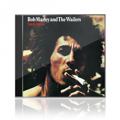 Bob Marley - Catch A Fire | CD