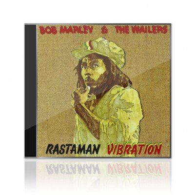 Bob Marley - Rastaman Vibrations | CD
