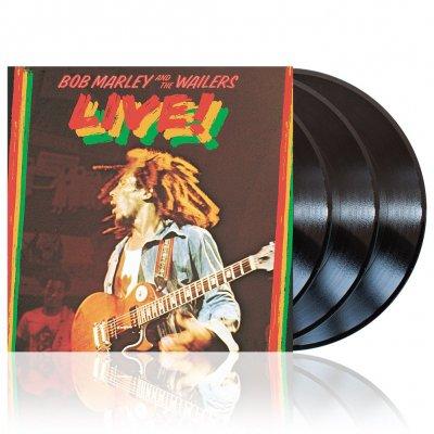 Bob Marley - Live! | 3x 180gr Vinyl