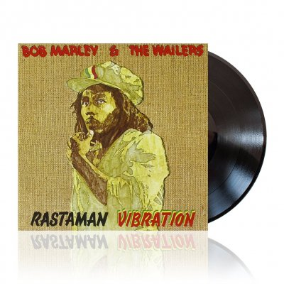 Bob Marley - Rastaman Vibration | 180g Vinyl