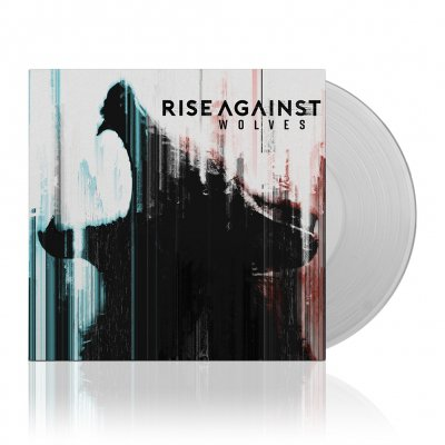 rise-against - Wolves | Clear Vinyl