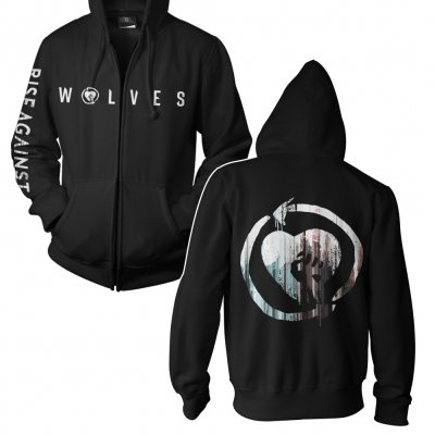 Rise Against - Wolves | Zip-Hood