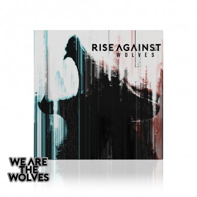Rise Against - Wolves | CD+Enamel Pin